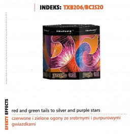 TXB 206 - PURPLE TAIL